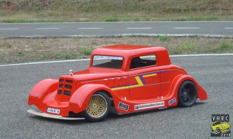 hot rod par chris modelisme
