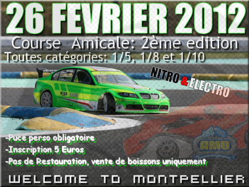 course 1:4 amco montpellier 2012 vhrc