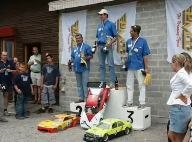 podium C.E. 2004 lostallo
