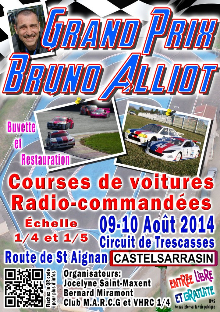 Affiche Grand Prix Bruno ALLIOT 02