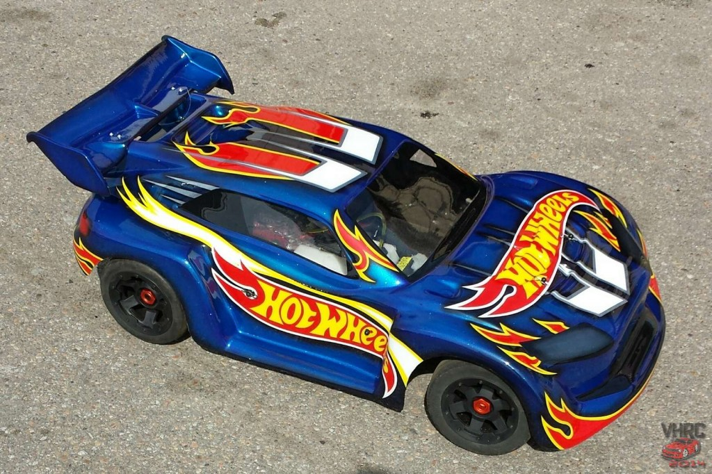 baja grafil rally 5 bg hot wheels