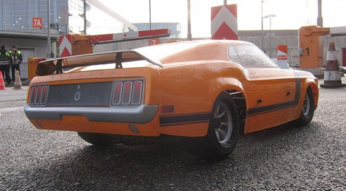 1970 Ford Mustang Boss 302 au 1:4