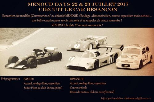 menoud days 2017