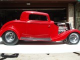 Hotrod Ford 32